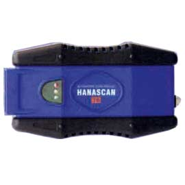Hanascan 70 PC based diagnosis tester