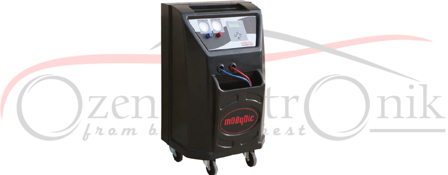 mOByDic 5230 Automatic A/C recharger